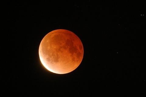 Mondfinsternis 4. Mai 2004